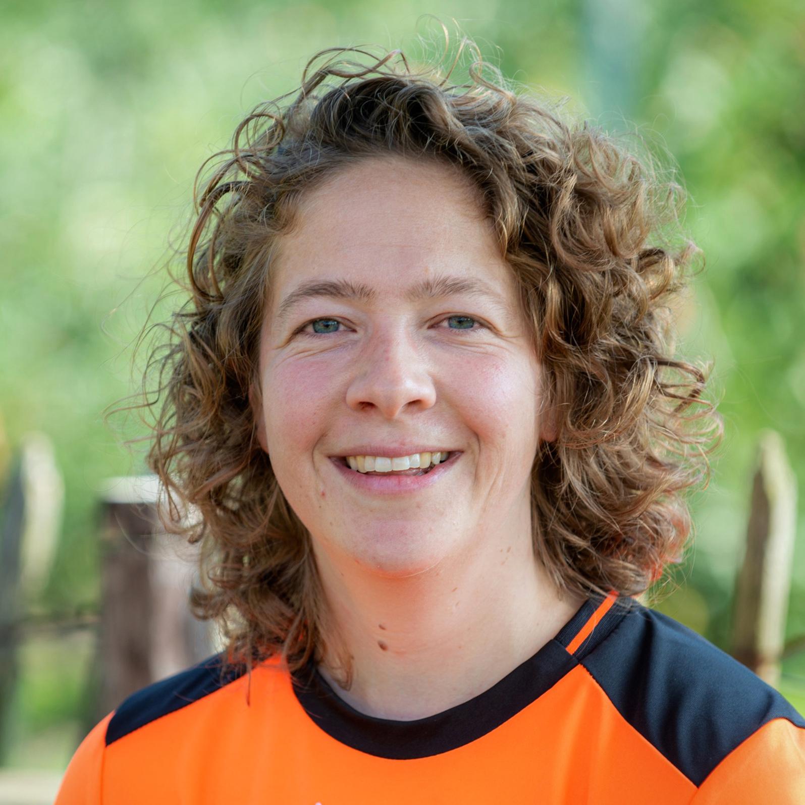 Portret Laura Daanen