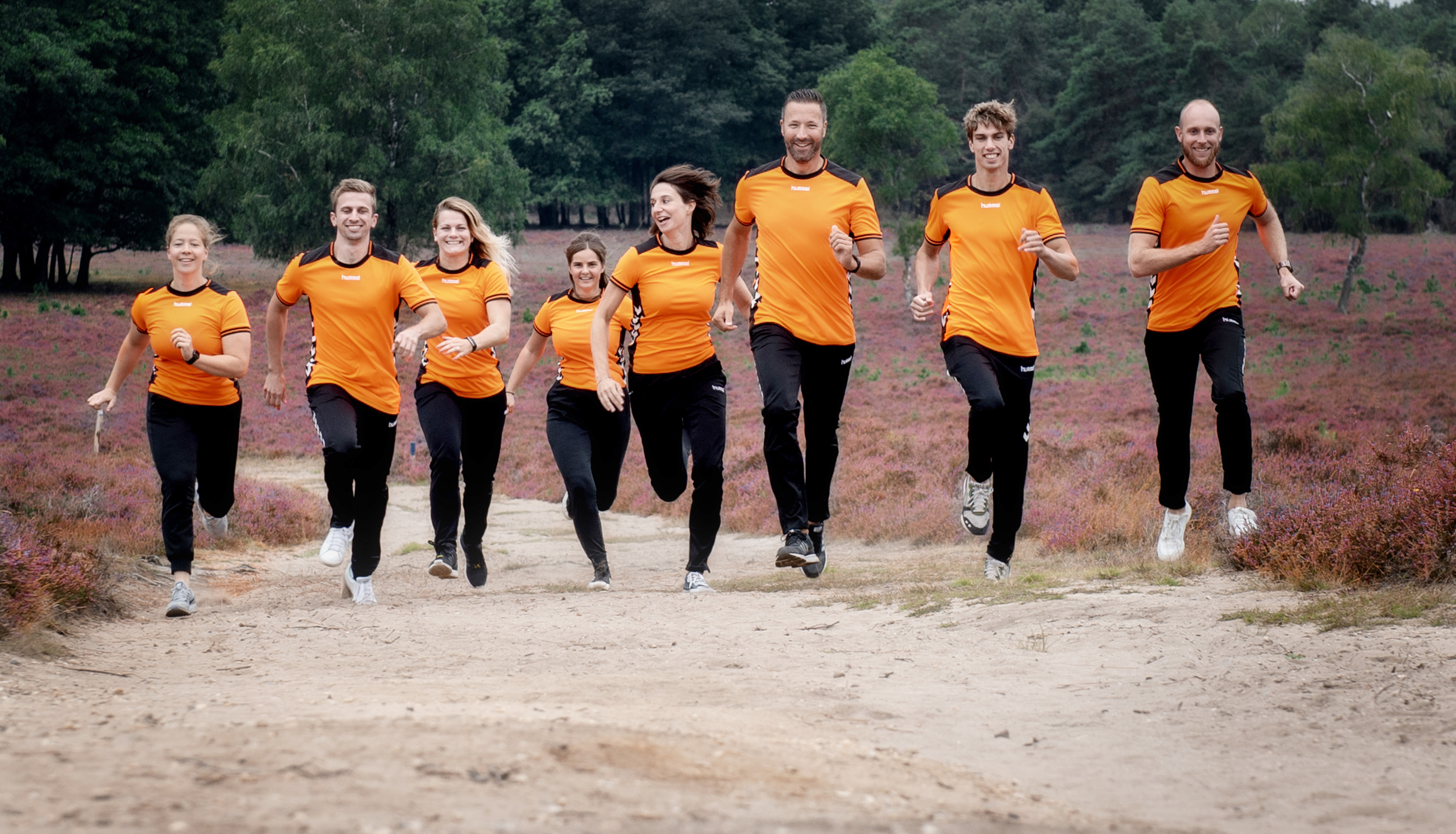 Teamfoto Goed Bezig