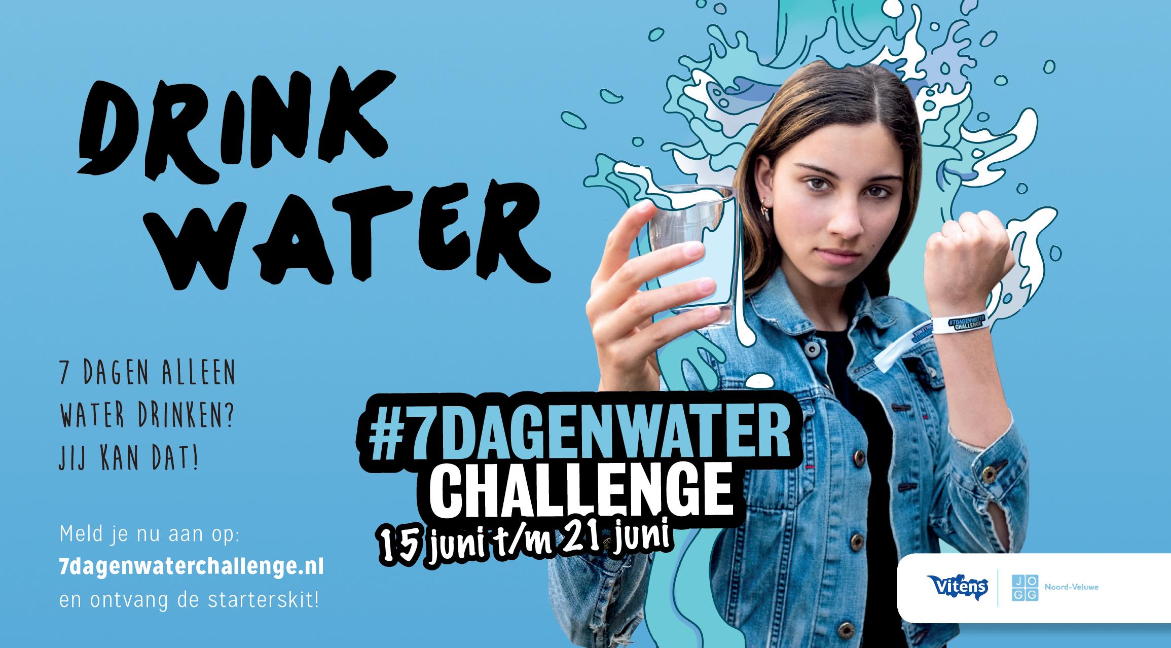 7dagenwater challenge!
