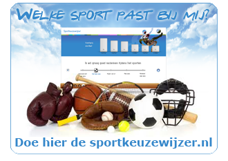 Logo Sportkeuzewijzer vrij te gebruiken